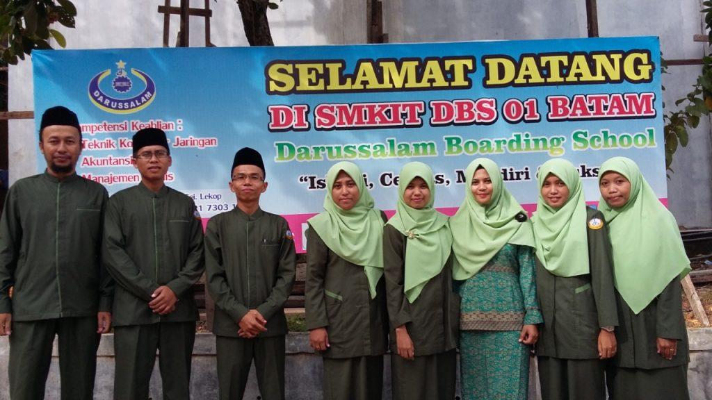Dewan Guru Yayasan Darussalam Batam