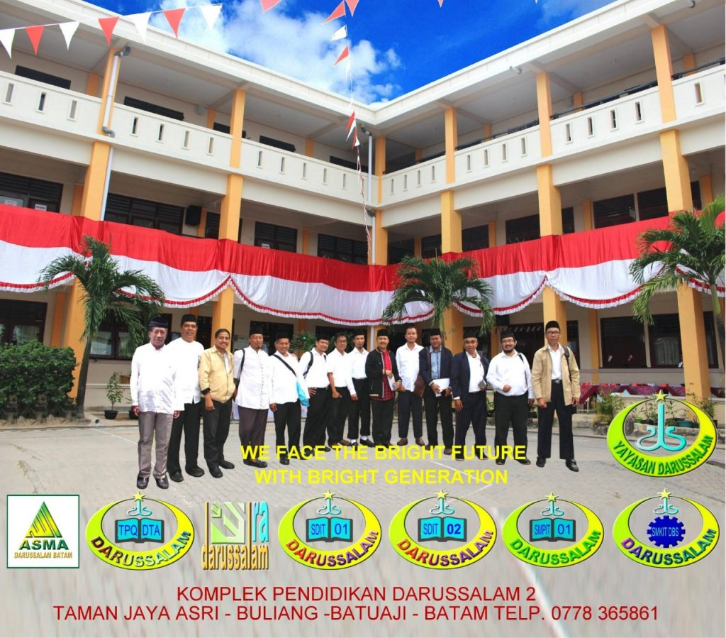 Dewan Pengurus Organisasi Yayasan Darussalam Batam