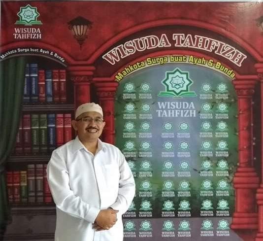 ketua Yayasan Darussalam Batam
